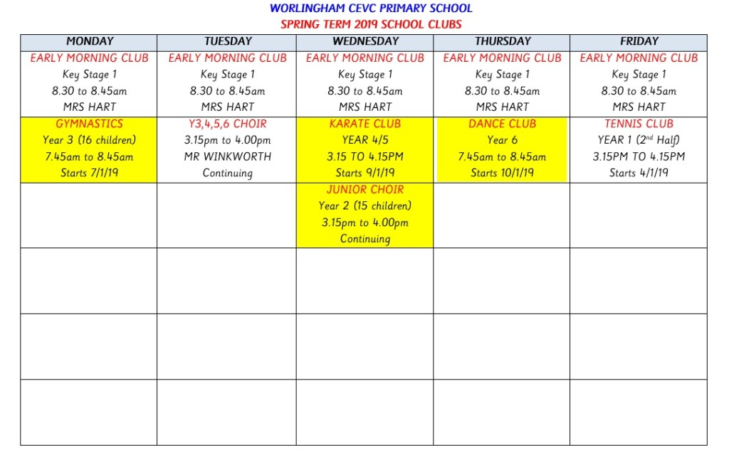clubs-spring19